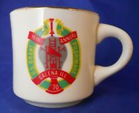 16th Annual Galena ILL.  U.S. Grant Pilgrimage B.S.A Coffee Mug Cup