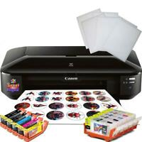 CANON WIDE FORMAT XTRA LARGE EDIBLE  PRINTER ,INK ,CLEANER & EDIBLE PAPER
