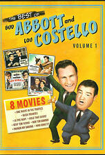 Best of Abbott & Costello 1  BRAND NEW, BUT UNSEALED Region 1