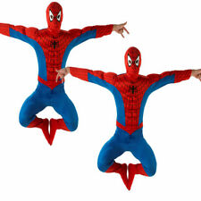 Spiderman Deluxe Costume Adults Licensed Super Hero Marvel Comic Fancy Dress Out