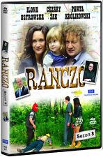 RANCZO sezon 8 - 4 DVD BOX - Polen,Polnisch,Polska,Polonia,Polski,Poland,Polskie