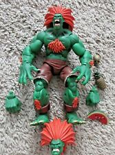 STREET FIGHTER SOTA TOYS BLANKA AUTHENTIC RARE ROUND 2