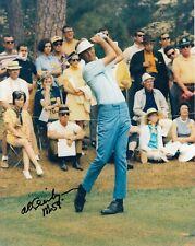Al Geiberger #0  8x10 Signed Photo w/ COA  Golf