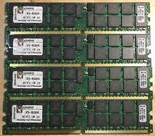 Kingston KTH-MLG4-4G 16GB Kit (4x4GB) PC2-3200 DDR2-400MHz ECC Memory Kit
