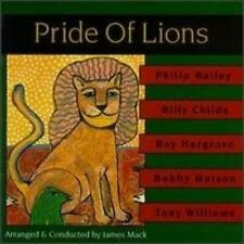 Philip Bailey Pride of lions (1992, & Roy Hargrove..)  [CD]