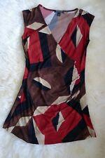 Ralph Lauren multi color mini dress/tunic size S
