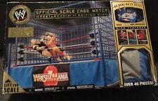 WWE Ultimate Rare Jakks Collection-best On eBay. Real Scale Cage 100+ Figures...