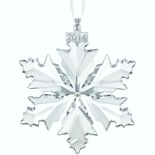 2014 Swarovski Crystal Annual Ornament