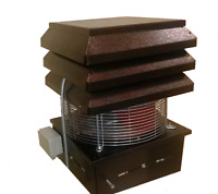 Does your fireplace, stove make smoke? Chimney exhaust fans Pizza oven barbeques