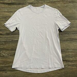 Lululemon Short Sleeve Shirt Purple Mens Sz XS
