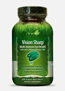 Vision Sharp, Multi-Nutrient Eye Health, 42 Liquid Soft-Gels