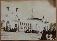 Esposizione Universale da Parigi 1900 Vintage Citrato Di
