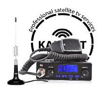 CB Radio Starter Kit TTI TCB-550 Multi-Standard + Canva 874 TTI President Midlan