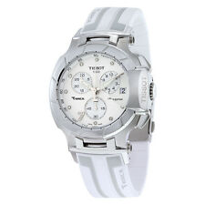 Tissot T-Race Danica Patrick Chronograph Stainless Steel Watch T0484171703600