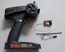 New RedCat Racing Blackout XBE 2.4Ghz Radio System W/ Receiver