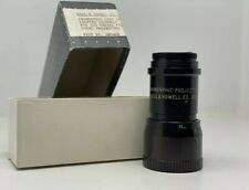 New listing RARE Bell & Howell Anamorphic Scope Projection Lens W/ Box. W/ modification