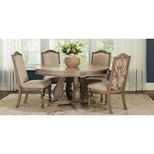 Coaster Home Furnishings 122210 Dining Table Antique Linen  NEW