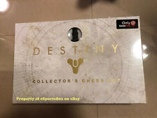 BRAND NEW Destiny Collector's Chess Set - GameStop Exclusive by USAopoly