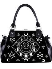 Restyle Symbolic Frame Handbag Handtas Gothic Occult NEW