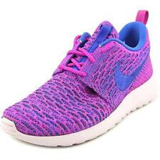 Nike Flyknit Medium Width (B, M) Synthetic Athletic Shoes for Women