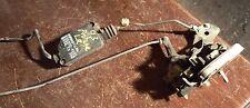 1991-1994 Mazda Protege    Door Latch    Left Rear Door