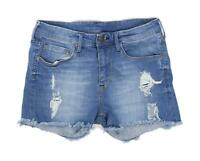 Womens H&M Blue Denim Shorts Size 8/L2