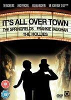 Nuevo It's All Over Ciudad DVD (OPTD1518)
