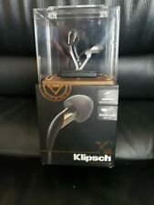 Klipsch X12i  Audiophile IEM Earbuds Iphone Android