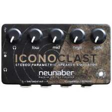 Neunaber Iconoclast Parametric Stereo Speaker Emulator