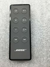 OEM Bose Remote Control for SoundDock Series II 2,III 3, Portable Music System