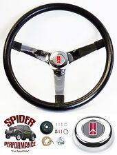 "1969-1977 Cutlass 442 F85 Omega steering wheel OLDS 14 3/4"" Grant steering wheel"