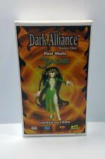 VINTAGE Dark Alliance First Shots JADE Chaos Comics Art Asylum Action Figure NEW