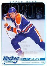 2012-13 Upper Deck Hockey Heroes #42 Mark Messier