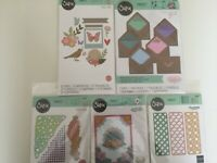 Sizzix Thinlits Die Set Pick 1 of 17 Dies NEW