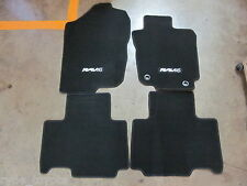 RAV4 CARPET FLOOR MATS DECEMBER 2012 ONWARDS **TOYOTA GENUINE PARTS**