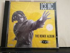 "ICE MC  ITALO DISCO MADE IN ITALY 1995 "" ICE' N' GREEN  THE REMIX ALBUM"