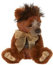 'Brimble' by Charlie Bears - jointed plush collectable teddy bear - CB202024B