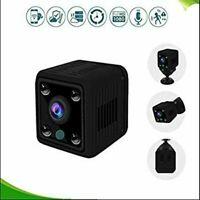 Mini Spy Camera HD IP Wireless Hidden Security WiFi Battery Video Audio Surveill