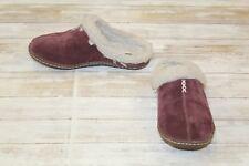 Sorel Nakiska Slippers - Women's Size 7, Redwood