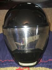 Vintage Snowmobile Full Face Race Helmet. By Lazer Cross Belgium DOT 218 X-Large