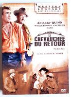 La chevauchée du retour - Anthony QUINN - dvd Très bon état