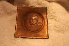 1971 THAILAND 50 BAHT 20th YEAR OF BUDDHIST FELLOWSHIP TRIAL STRIKE COPPER CURVE