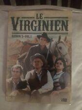 LE VIRGINIEN DVD SAISON 5 VOL  1 SERIE TV WESTERN