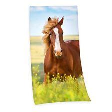 Herding 6124206516 toalla con Diseño de caballo Algodón multicolor 150 X 7...