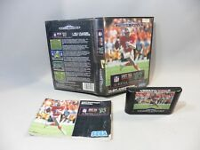 JUEGO SEGA MEGA DRIVE JO MONTANA AND ALL 28 NFL equipos en estado mercado