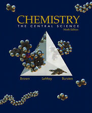 Chemistry: The Central Science, Ninth Edition-ExLibrary