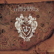 Deluge Songs [Digipak] * by Terra Diablo (CD, Nocturnal Records) BRAND NEW!
