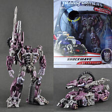 Free P&P Transformers 3 Voyager Level Shockwave FIGURE MOVIE MOEDEL TOY GIFT NIB
