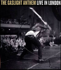 THE GASLIGHT ANTHEM: LIVE IN LONDON NEW DVD
