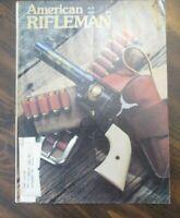 American Rifleman June 1982  NRA Magazine John Wayne Colt Cover